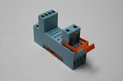 Releco S9-M  14-pin Relay Socket New