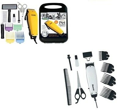 Professional Animal Grooming Kit Hair Clipper Trimmer Multi Cut Pet Dog Cat New