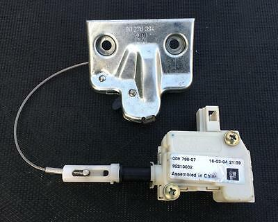 Holden Commodore VY VZ sedan Executive Acclaim BOOT LOCK RELEASE remote actuator