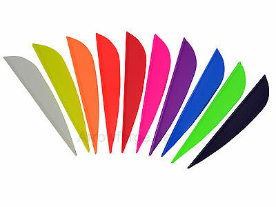 AAE Arizona Vanes Elite Plastifletch EP-16 EP-23 EP-26 EP-40 EP-50 (50 Stk Pack)
