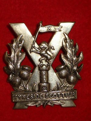 The Tyneside Scottish Cap Badge