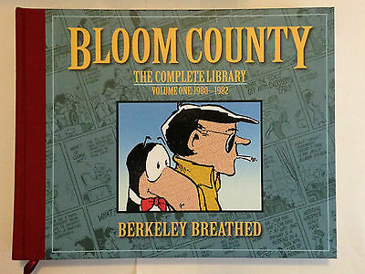 Bloom County:  Complete Library Vols 1 & 2 (HC - IDW Publishing)