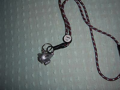 Vintage Northwest Airlines Lanyard With Jet Sound Affects 787 Key Chain