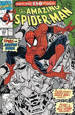 Amazing Spider-Man #350 Vf/nm