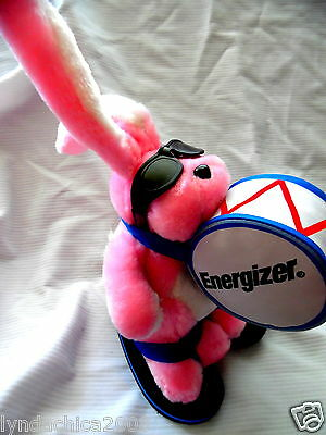 Energizer Bunny Promotional Plush Stuffed Display Toy (12 INCHES)