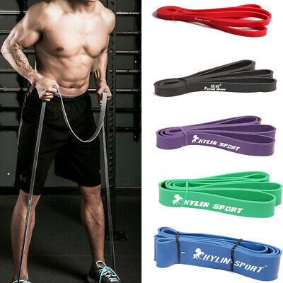 Widerstand Band Resistance Band Rubber Fitnessbänder Training Gymnastik GYM Yoga