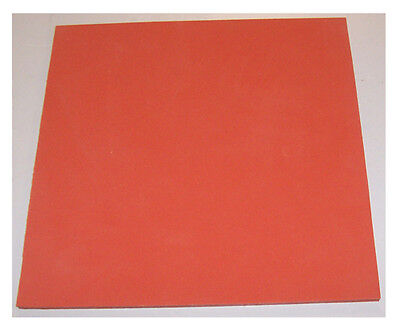 """New 15x12"""" silicone rubber pad mat for t-shirt heat press sublimation transfer"""