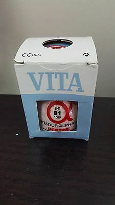 Vita Alpha Body Dentin Porcelain Shade B1 50 gram bottle
