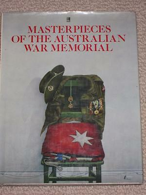 Masterpieces of the Australian War Memorial by Gavin Fry and Anne Gray HB DC