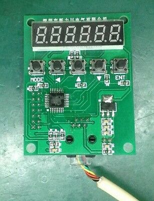 debug for 3 phase nema23 closed loop stepper driver