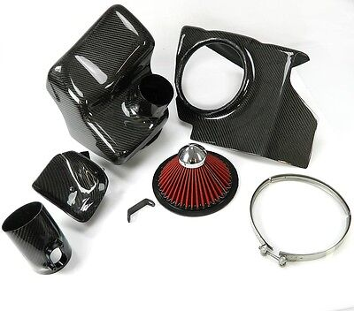 REAL CARBON PERFORMANCE AIR FILTERS/AIR INTAKE SYSTEM/AIRBOX BMW F10,523i/528i