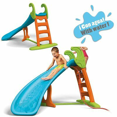 Mega Water Slide 195cm Anti-slip surface slide Otdoor with Water connection NEW