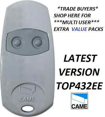 Came Top 432Ee Replaces Old Na And Ev Trade And Multi User Value Packages