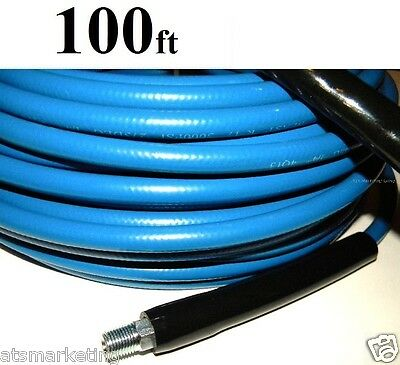"Carpet Cleaning 100ft Truckmount 1/4"" Solution Hose"