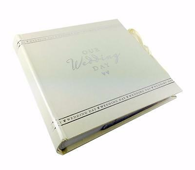 Wedding Photo Album 50 4x6 With Gift Box WG711WD