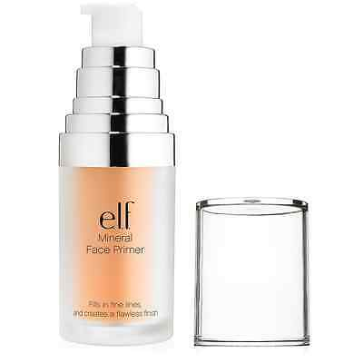 E.l.f Elf Mineral Radiant Glow Primer Face Foundation Shimmer Dark Spot Cover Up