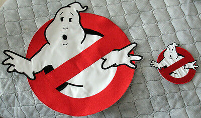 Ghostbusters Logo Jacket Patch