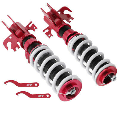 Front 2 Pcs Coilovers fit Holden Commodore VT VX VY VZ 97-06 Coil Spring Strtus