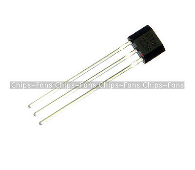 10PCS U18/US1881/OH188/1881 hall element sensor switch IC kits parts TOP