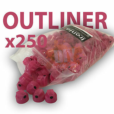 Ironlak Vegan Outliner Cap Spray Paint Nozzles Graffiti packs of 20 50 or 250