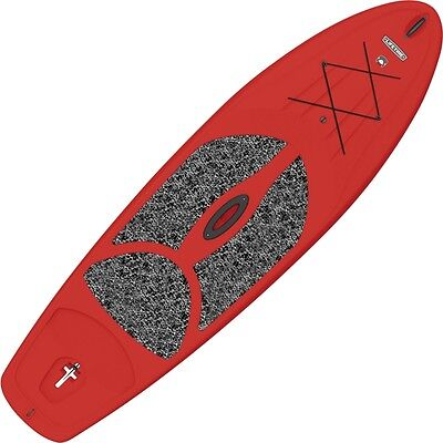 Lifetime Fathom 10 Foot Stand-Up Paddle Board - Free Shipping - RED