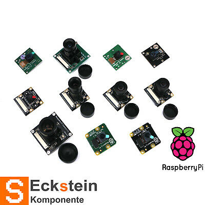 NEU! Cameras for Raspberry Pi  RP00002