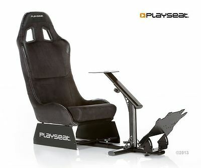 Playseat ® Evolution Alcantara 8717496871480 Real Car Seat For Xbox Ps Pc Wheel
