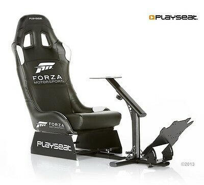Playseat® Forza Motorsport 8717496871725 Real Car Seat For Xbox Ps & Pc Wheel