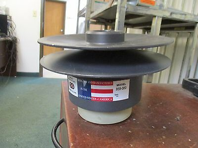 Speed Selector Inc. Spring Pulley 859-000 New Surplus