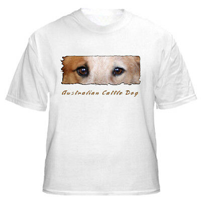 """Australian Cattle Dog  # 4  """"The Eyes Have It""""   T shirt"""