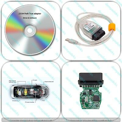 Mini VCI Diagnostic Tool Cable Scanner for Toyota Lexus TIS Techstream 13.00.022
