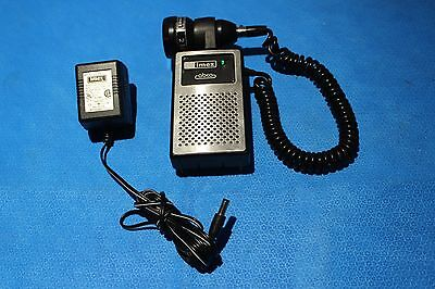 Imex Pocket-Dop™ II 2 Doppler System 6355 2MHZ with charger ABCO NF0270