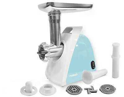 2800W Meat Grinder Electric Mincer Sausage Maker Kibbe Stainless Steel Blade
