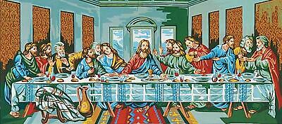 Grafitec Printed Tapestry/Needlepoint Canvas – The Last Supper (Da Vinci)