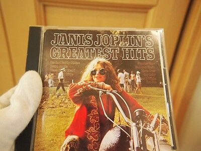 Used_CD Greatest Hits Janis Joplin FREE SHIPPING FROM JAPAN BF19