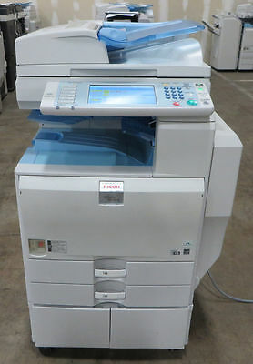 RICOH MP5001 - low meter MINT CONDITIONS - FREE SHIPPING  Copy/Print/Scan/Fax