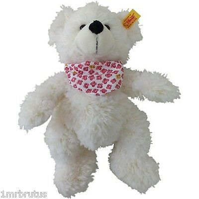 Steiff Lotte Teddy Bear with Bandana EAN 117510 Girl's Toy Handmade Collectible