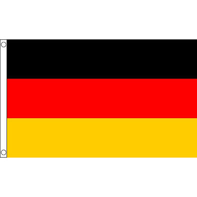 Germany Flag - Large 5 x 3' German State Country Team Football Euro 2016 IE
