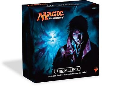 MTG Magic - Shadows Over Innistrad Gift Box - 5 Boosters - Brand New - Sealed