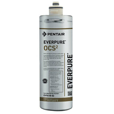 Everpure ADC RV Replacement Water Filter Cartridge QC EV9592-06  made in USA