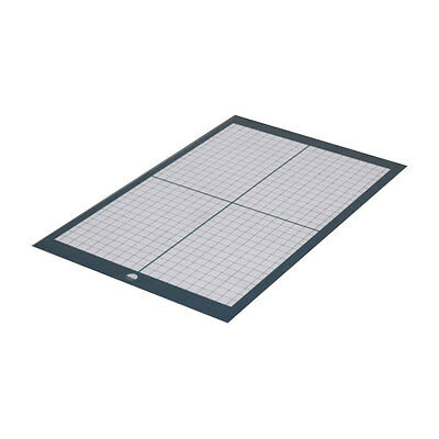 HOT! A4 Non Slip Vinyl Cutter Plotter Cutting Mat with Craft Sticky Printed Grid