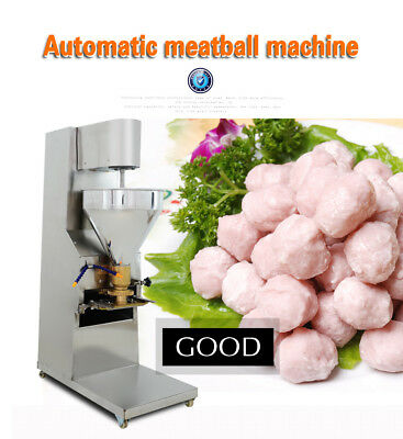 Commercial Electric Auto Meatball Forming/making Machine 300 grain/min 220V/110V