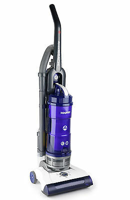 Hoover Spirit Reach TP71 Upright Bagless Vacuum Cleaner - White & Purple A Rated