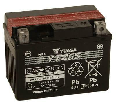 Genuine Yuasa YTZ5S High Performance AGM Motorbike Motorcycle Battery