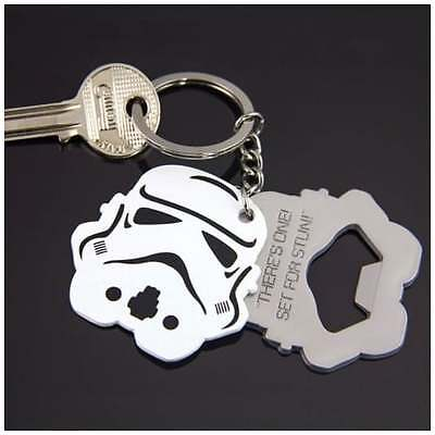 OFFICIAL Star Wars Stormtrooper Key Chain Beer Bottle Opener - Gifts & Gadgets