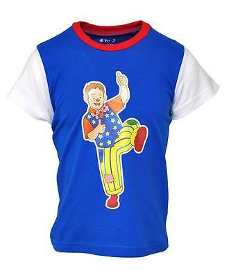 BN Mr Tumble picture t-shirt  (small made)