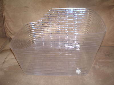 Longaberger Hostess Gourmet Picnic Basket Protector