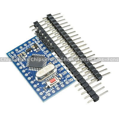 5PCS Pro Mini Atmega168 Module 5V 16M For ArduinoNano replace Atmega328 CF
