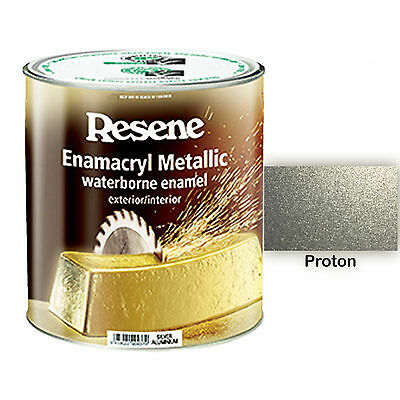 Resene Metallic Effect Paint Proton Shimmer Sparkle Glitter Feature Wall Paint