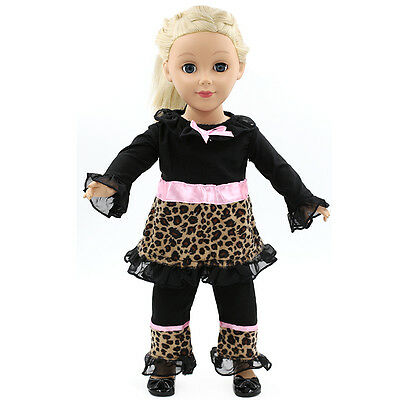 "Fits 18"" American Girl Madame Alexander Handmade Doll Clothes dress MG057"